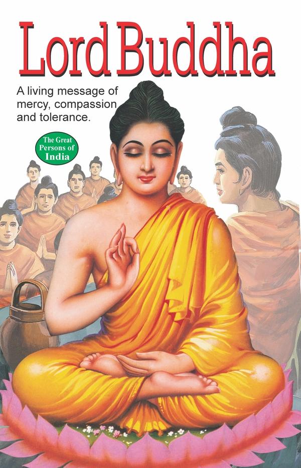 general books lord buddha