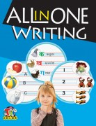 All in one Writing book