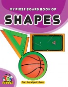 My First Board Book of SHAPES