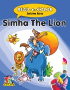 Read N Color-Simha The Lion-Jatak Tales