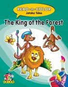Read N Color-The King Of The Forest-Jatak Tales
