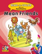 Read N Color-Mean Friends-Tales From Panchtantra